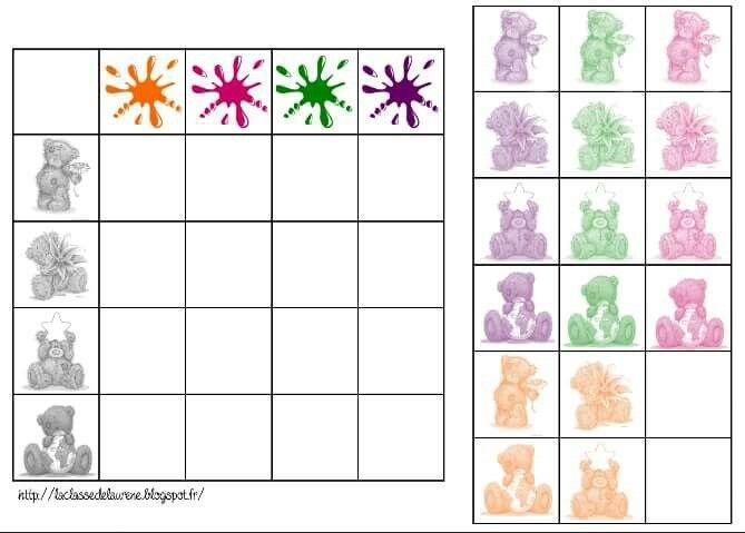 Voorschoolse Werkbladen Wiskunde 3