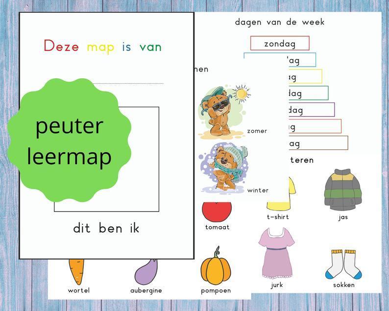 Werkbladen Voor Voorschoolse Aardrijkskunde 10