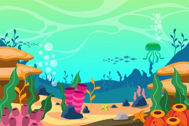 Voorschoolse Werkbladen Onder De Zee 8