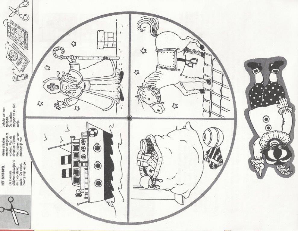 Voorschoolse Werkbladen Rijmwoorden 7