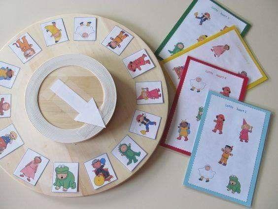Werkbladen Voor Kleuters Voor 4-jarigen Gratis 9