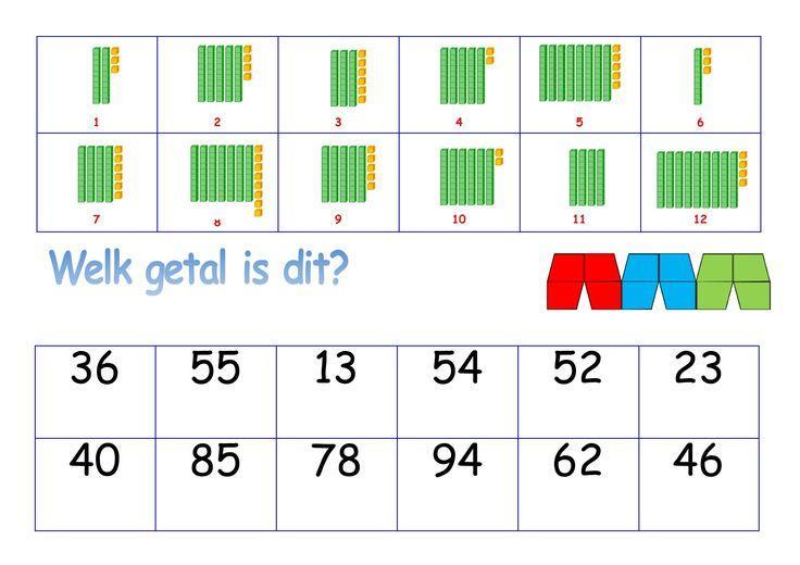 Wiskunde Werkbladen Even En Oneven Getallen 8