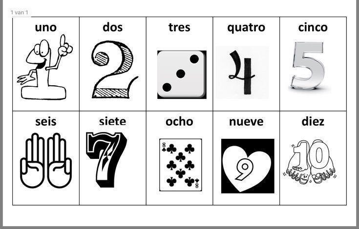 Wiskunde-werkbladen In Het Spaans 5