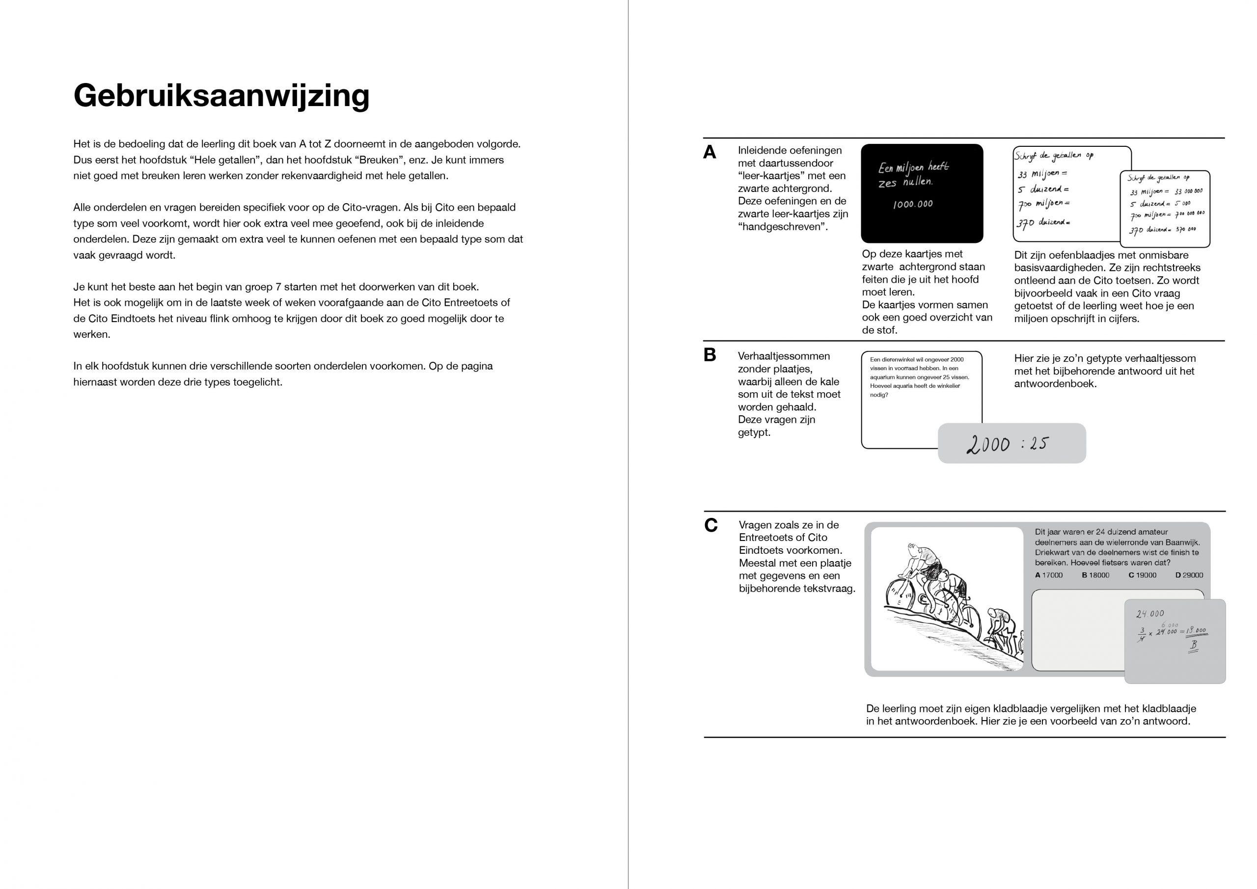 Wiskunde-werkbladen Voor Groep 4 3