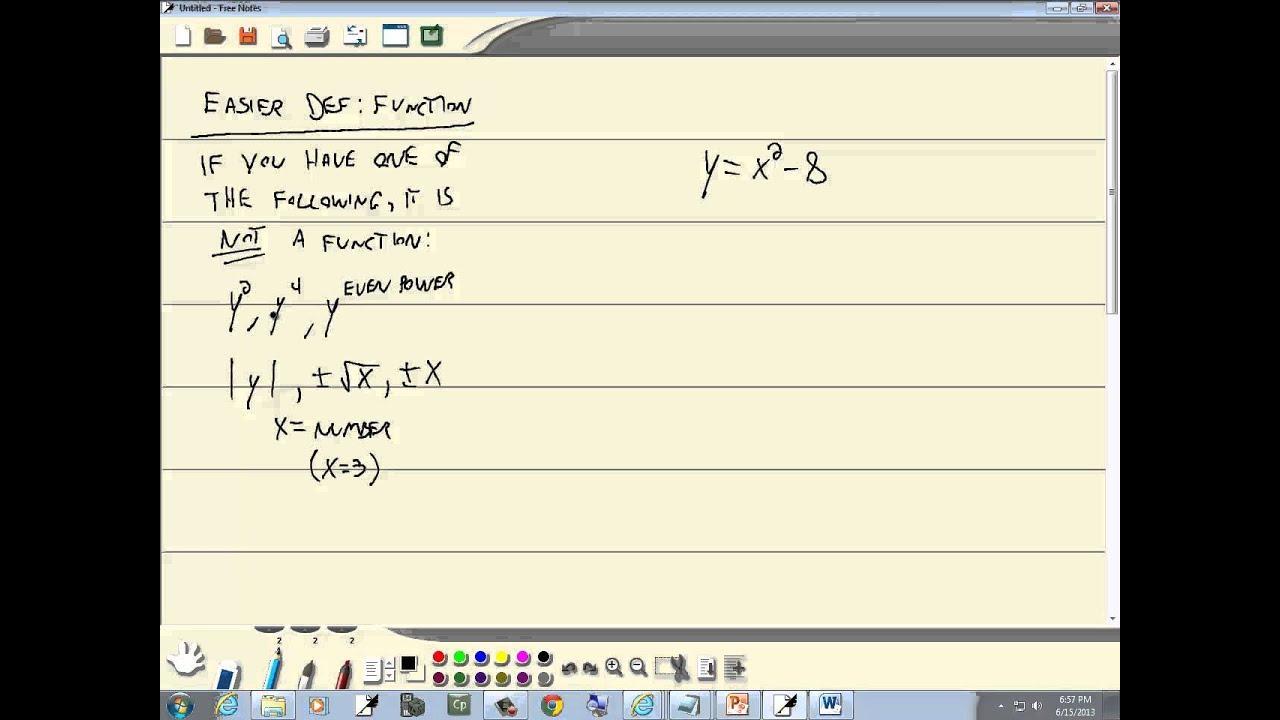 Algebra Werkbladen College 4
