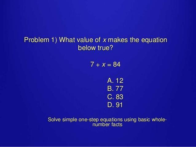 Algebra-werkbladen Jaar 6 6