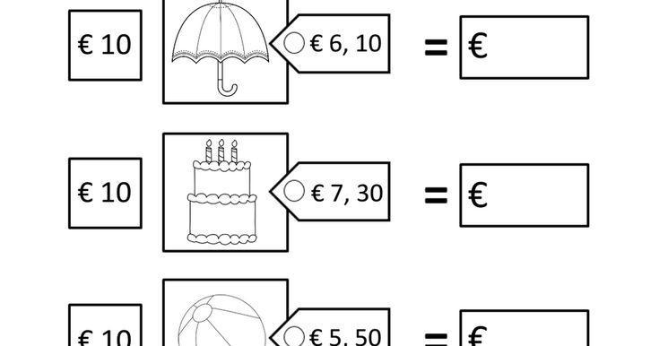 Wiskunde Werkbladen Aftrekken Met Dragen 5