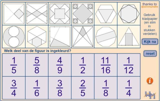Wiskunde Werkbladen Jaar 5 7