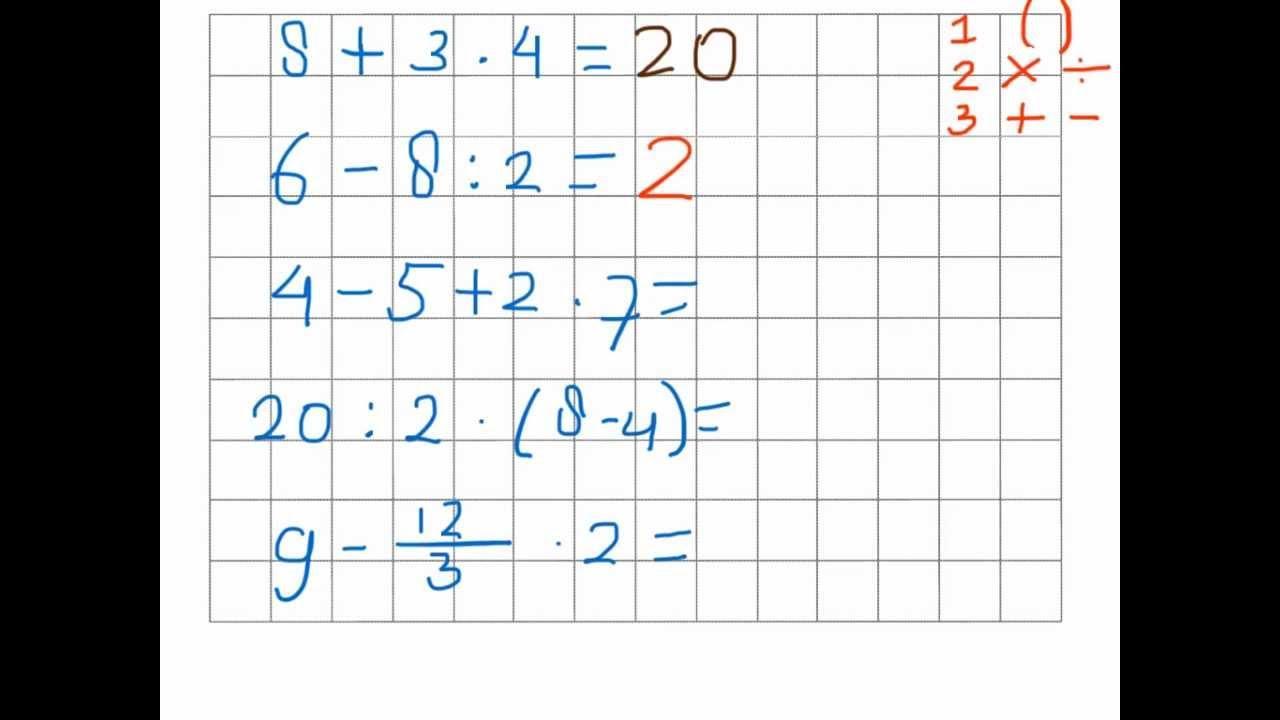 Wiskunde Werkbladen Negatieve Getallen 3