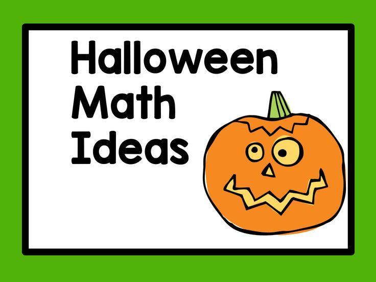 Algebra Halloween-werkbladen 3