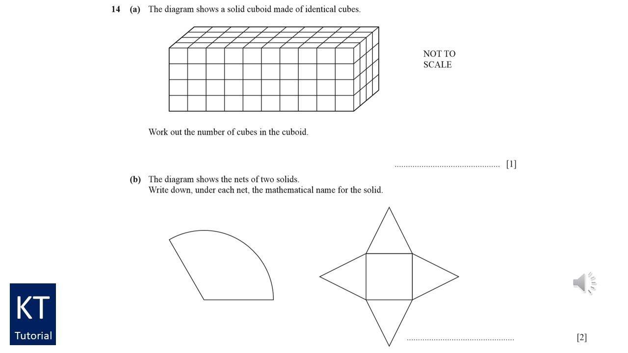 Algebra-werkbladen Igcse 8