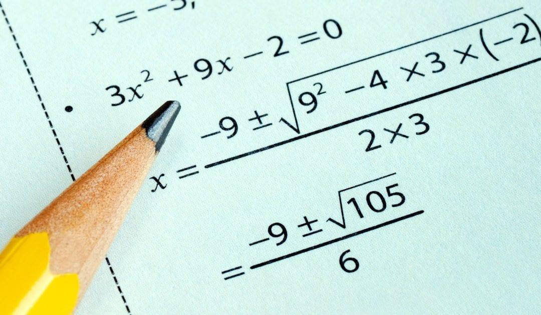 Algebra Werkbladen Middelbare School 3
