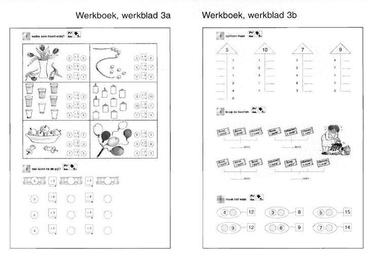 Algebra Werkbladen Middelbare School 4