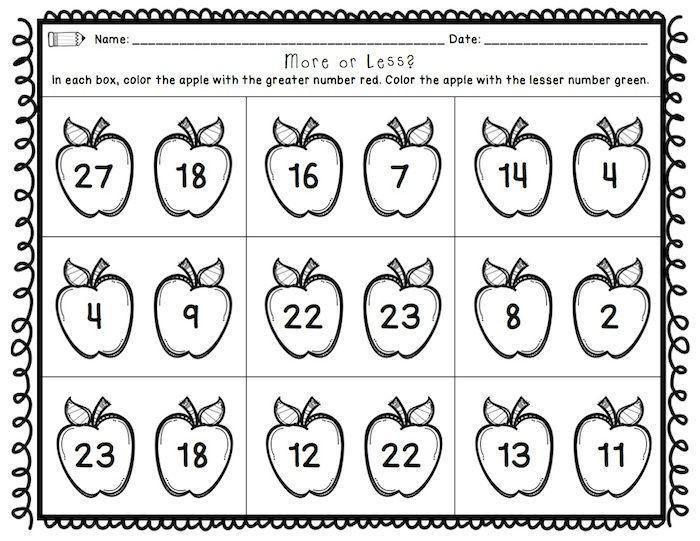 Algebra-werkbladen Moeilijk 2
