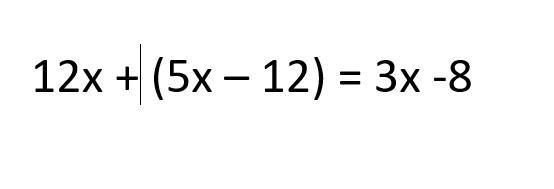 Algebra-werkbladvergelijkingen 6