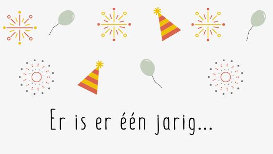 verjaardag in coronatijd