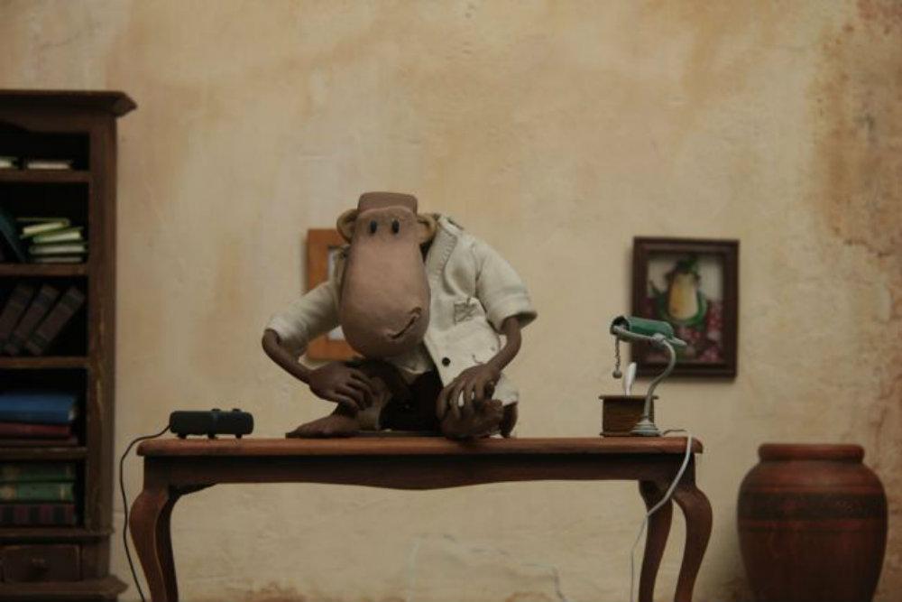 Kurzfilm zum Wochenende: Doctor Knowgood – Der Stolz des Löwen (2010)
