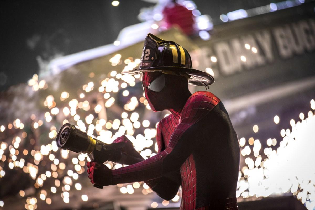 Verlosung: The Amazing Spider-Man 2: Rise of Electro
