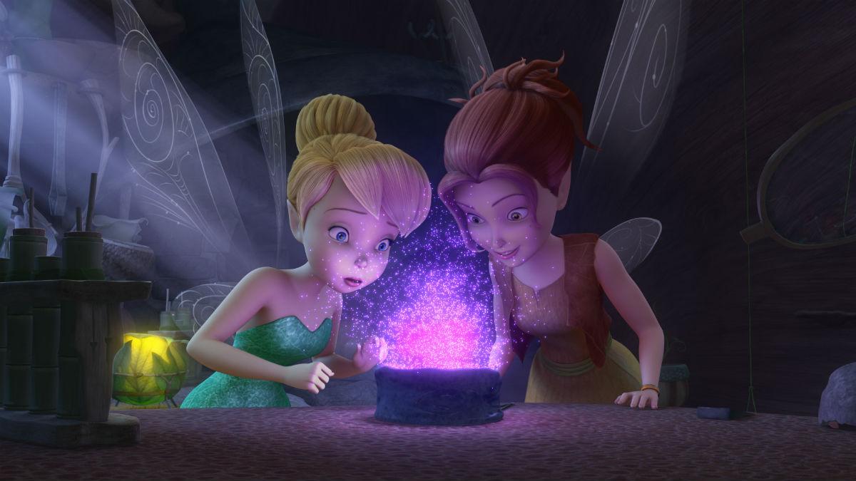 Kinostart der Woche (12. Juni 2014): Tinkerbell und die Piratenfee