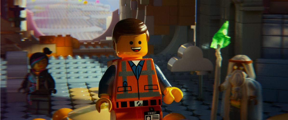 Verlosung: The Lego Movie