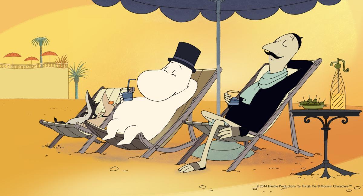 Verlosung: Mumins an der Riviera
