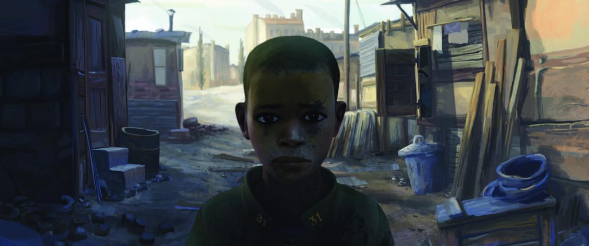 Michel-Kinderfilmfest: Adama (2015)