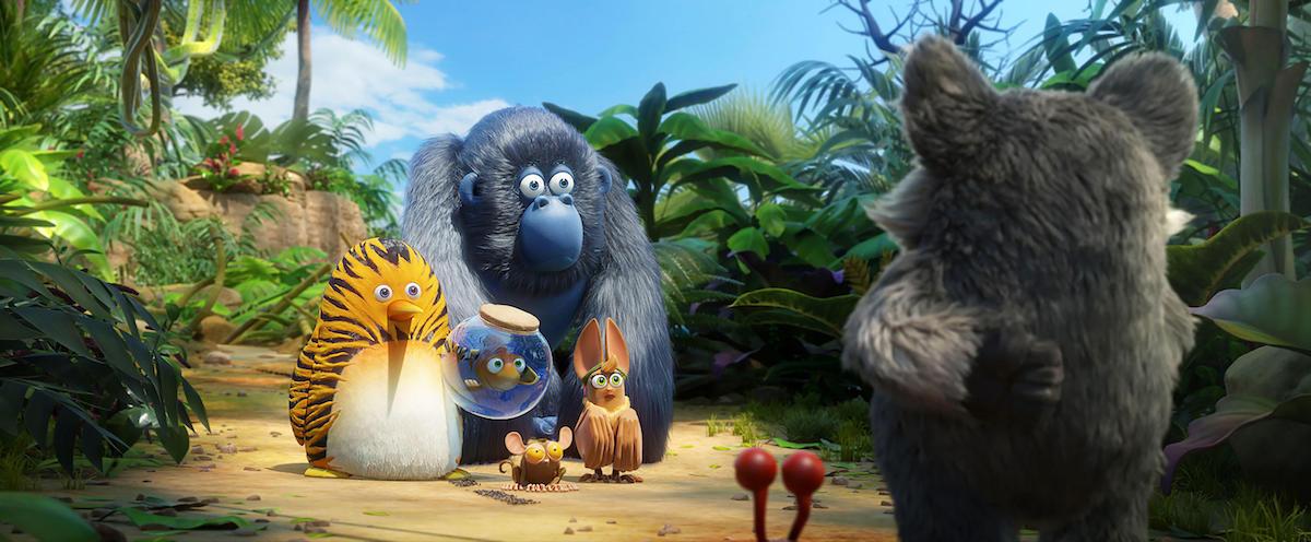 Die Dschungelhelden – Das große Kinoabenteuer (2017)