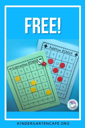 free addition and subtraction game