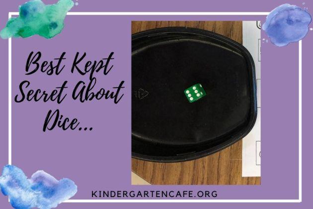 simple dice games for kindergarten