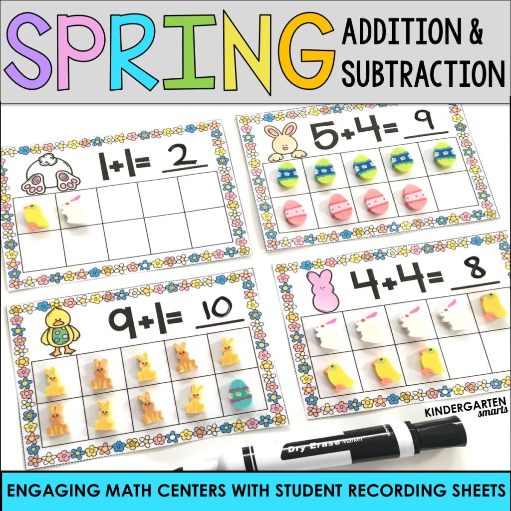 Spring Addition Amp Subtraction