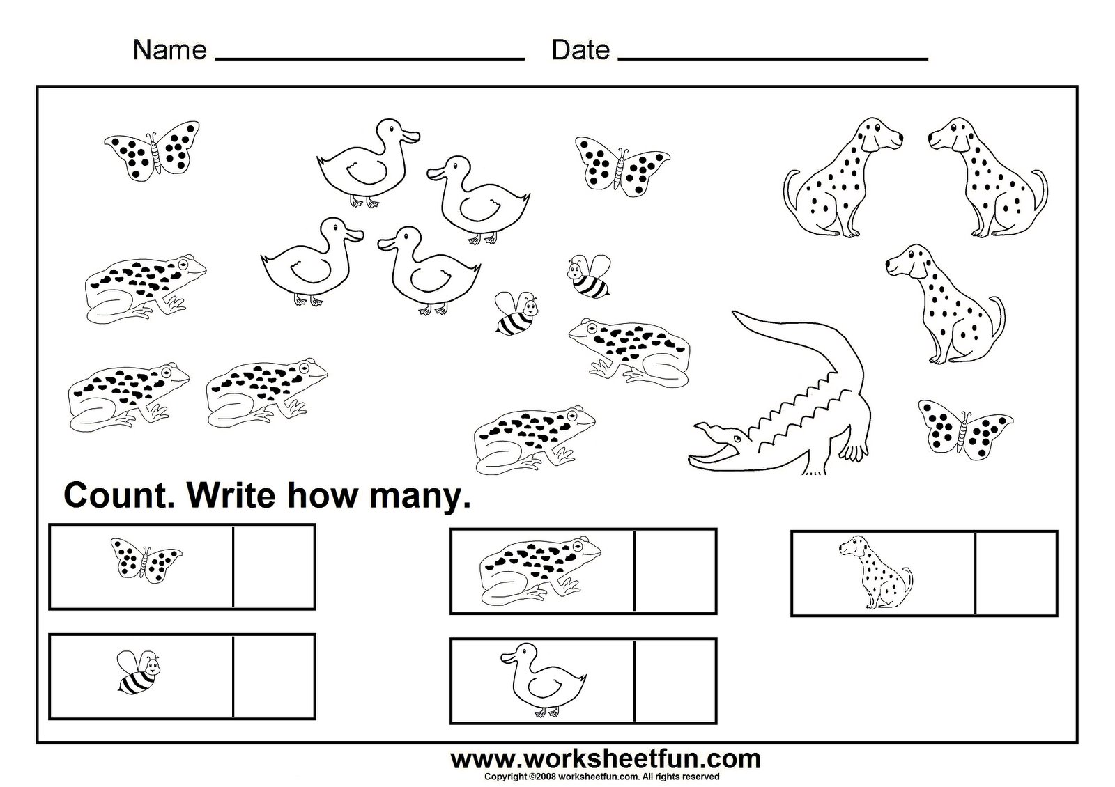 New 123 Counting Worksheets How Many