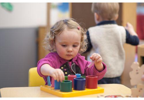 Social Worker Fit Infant Mental Health Bellevue Kindering