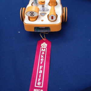 KIBO at Maker Faire