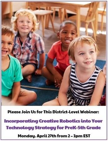 District Webinar Image