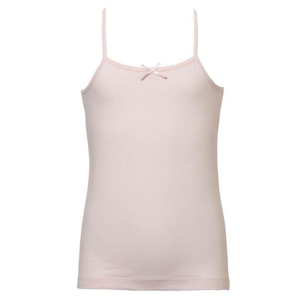 Ten Cate Basic Spaghetti Shirt Light Pink