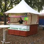 Aufbau Herbstmarkt 2016 Kindern Helfen