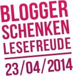Blogger_Lesefreude_2014_Logo