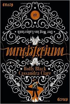 Cover_Black_Clare_Magisterium1