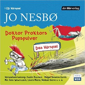 Cover_Nesbo_DoktorProktorHörspiel