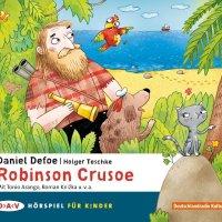 Daniel Defoe, Holger Teschke: Robinson Crusoe