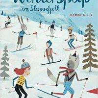 Bjørn R. Lie: Winterspaß im Slapsefjell