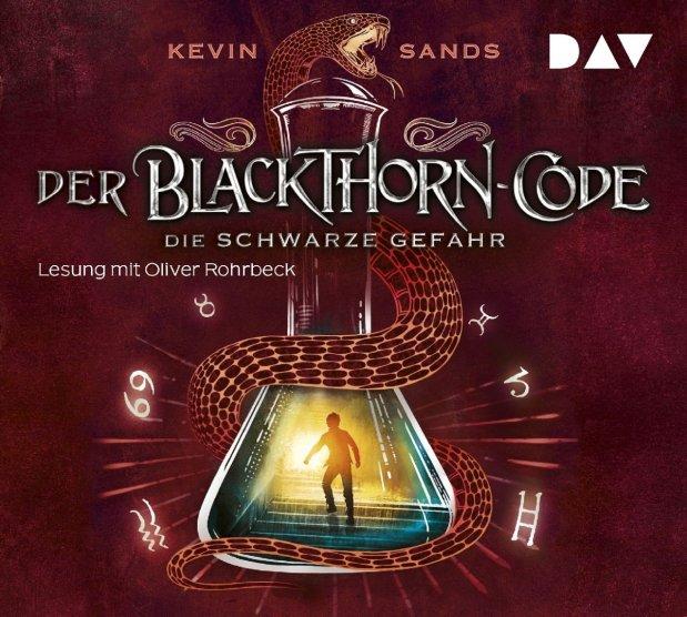 Kevin Sands: Der Blackthorn-Code 2. Die schwarze Gefahr