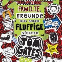 Liz Pichon: Tom Gates 12. Toms geniales Meisterwerk. Familie, Freunde und andere fluffige Viecher