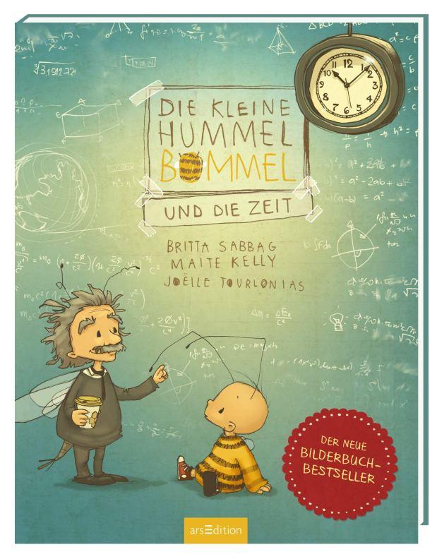 Sabbag, Kelly, Tourlonias: Die kleine Hummel Bommel und die Zeit