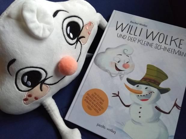 Rachel Wolke: Willi Wolke und der kleine Schneemann