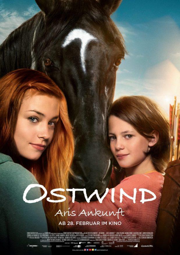 Gewinnspiel zum Kinostart von Ostwind – Aris Ankunft: Auslosung
