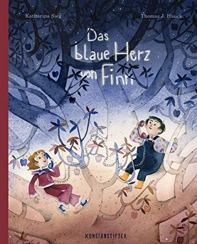 Katharina Sieg, Thomas J. Haug: Das blaue Herz von Finn
