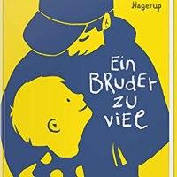 Rezension: Linde Hagerup: Ein Bruder zu viel