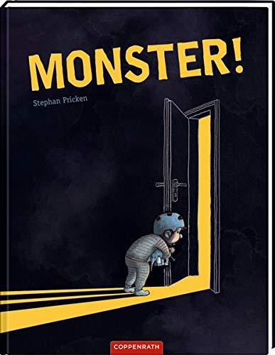 Rezension. Stephan Pricken: Monster!