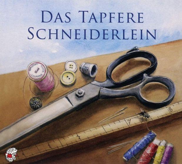 Das tapfere Schneiderlein: Hörbuch-Rezension
